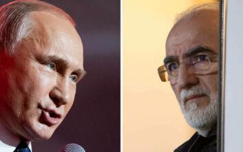 Επιστολή Σαββίδη σε Πούτιν για την Αγιά Σοφιά: Η Ρωσία να υπερασπιστεί τις χριστιανικές αξίες