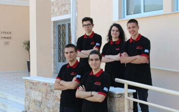H Arrow Racing αναδείχθηκε πρωταθλήτρια Ελλάδος στον διαγωνισμό «F1 in Schools»