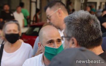 ΣΥΡΙΖΑ για πλατεία Βικτωρίας: Ακροδεξιά και ναζισμός πορεύτηκαν μαζί