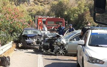 Σήμερα το τελευταίο αντίο σε μητέρα και κόρη που πέθαναν στο συγκλονιστικό τροχαίο στην Κρήτη