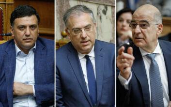 Δημοσκόπηση MRB: Οι δημοφιλέστεροι υπουργοί της κυβέρνησης Μητσοτάκη