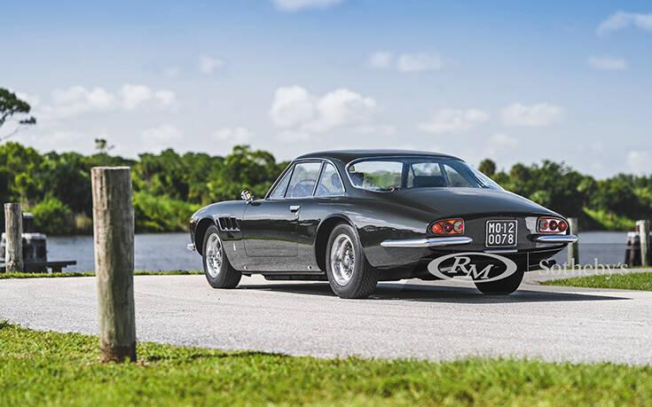 Μια από τις σπανιότερες και καλύτερες Ferrari όλων των εποχών – Newsbeast