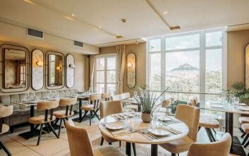 Hill Athens: Για brunch στο Θησείο με θέα στην Ακρόπολη