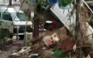 Τουλάχιστον 50 οι νεκροί από τις πλημμύρες στην Ιαπωνία