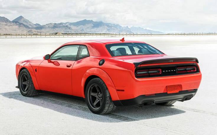 Αυτό είναι και επισήμως το ισχυρότερο muscle car όλων των εποχών