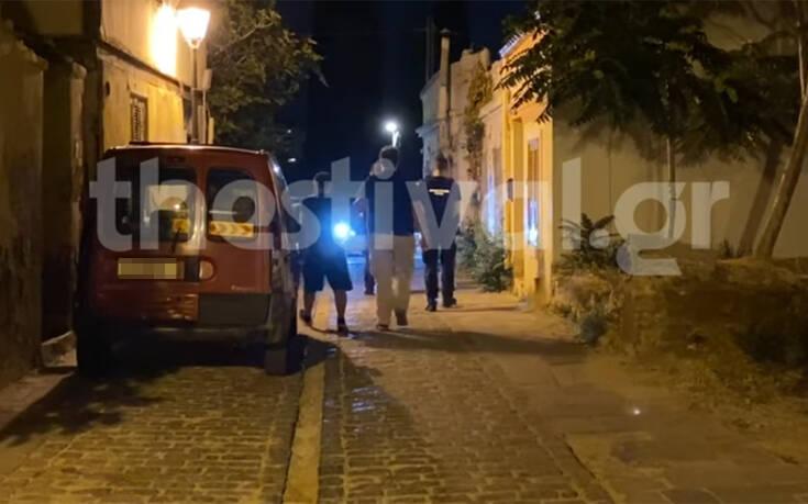 Βίντεο ντοκουμέντο: Κινηματογραφική καταδίωξη και σύλληψη διακινητών μεταναστών στη Θεσσαλονίκη