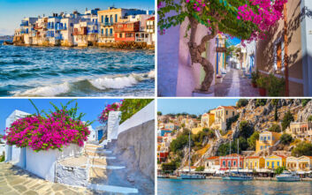Conde Nast Traveller: Αυτά είναι τα 12 ομορφότερα χωριά στα ελληνικά νησιά