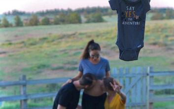 Η ερωμένη έγινε μέλος της οικογένειας και τώρα περιμένουν παιδί