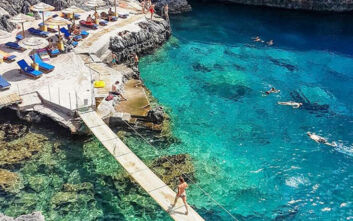 Το μυστικό φιόρδ στην Κρήτη όπου έβρισκαν καταφύγιο οι πειρατές