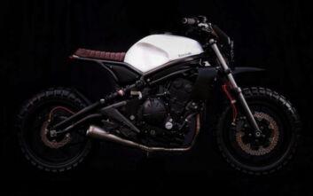 Η Studio Motor «ξυπνά» μια Kawasaki Ninja 650