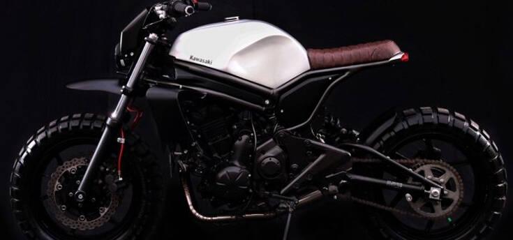 Η Studio Motor «ξυπνά» μια Kawasaki Ninja 650 – Newsbeast