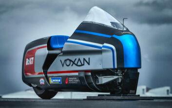 Η μηχανή των 367 αλόγων που θέλει να θέσει νέο ρεκόρ ταχύτητας