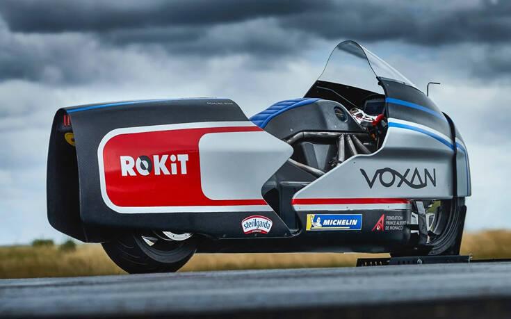 Η μηχανή των 367 αλόγων που θέλει να θέσει νέο ρεκόρ ταχύτητας – Newsbeast