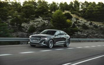 Audi e-tron S και Audi e-tron S Sportback με μια παγκόσμια πρωτιά