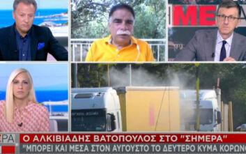 Βατόπουλος: Μπορεί να απαγορευτεί η είσοδος σε τουρίστες και από άλλες χώρες