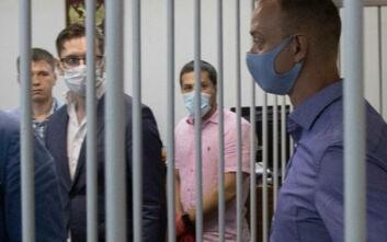 Ρωσία: Ο πρώην δημοσιογράφος Ιβάν Σαφρόνοφ κατηγορείται για εσχάτη προδοσία