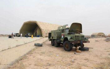 Η Λιβύη καταγγέλλει επιθέσεις από «άγνωστα αεροσκάφη» κατά της στρατιωτικής βάσης της Αλ-Ουατίγια