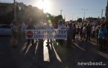 Αγανακτισμένοι οι κάτοικοι του δήμου Μαρκόπουλου για το κέντρο επεξεργασίας λυμάτων του δήμου Σαρωνικού
