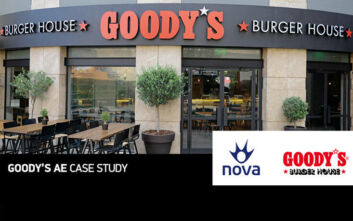 Nova & Goody's AE: Συνεργασία για παροχή υπηρεσιών τηλεργασίας και Contact Center