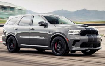Έρχεται το Dodge Durango SRT Hellcat, το πιο δυνατό SUV του κόσμου