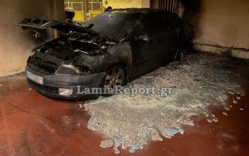 Έκαψαν το αυτοκίνητο πρώην Αρχιφύλακα των φυλακών Δομοκού - «Κινδύνεψαν οικογένειες με παιδιά, δεν μπορούσαμε να αναπνεύσουμε»