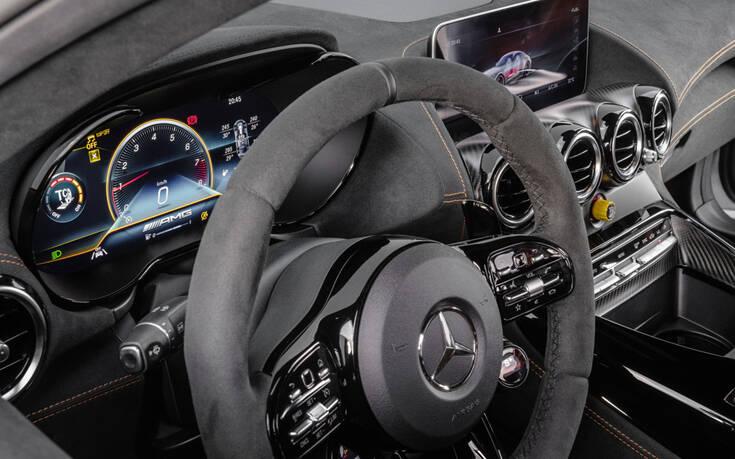 Η νέα Mercedes-AMG είναι ένα εντυπωσιακό θηρίο 720 αλόγων – Newsbeast