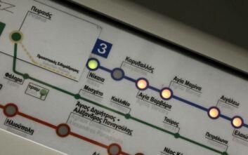 Στην κυκλοφορία από σήμερα οι τρεις νέοι σταθμοί του μετρό σε Αγία Βαρβάρα, Κορυδαλλό και Νίκαια