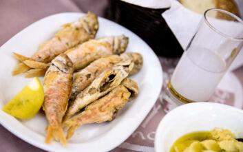 Πού θα φάτε νόστιμο και οικονομικό ψαράκι στο κέντρο της Αθήνας