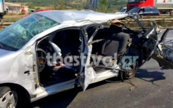 Σέρρες: 63χρονος έπεσε με το αυτοκίνητο του σε δέντρο και σκοτώθηκε