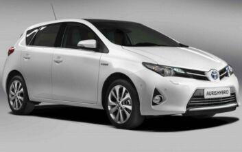 Ανάκληση Toyota Auris και Prius