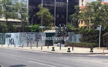 Συναγερμός τώρα για ύποπτο αντικείμενο στη Θεσσαλονίκη - Οι πρώτες εικόνες από το σημείο