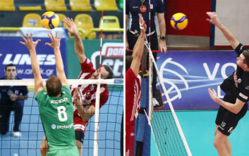 Volley League: Η επόμενη μέρα σε Παναθηναϊκό, Ολυμπιακό και ΠΑΟΚ