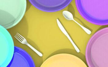 Τα πλαστικά μιας χρήσης που δεν θα πωλούνται στην αγορά τον Ιούλιο του 2021