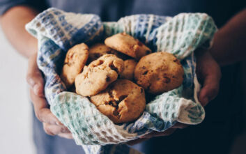 Το απόλυτο μυστικό για σπιτικά μπισκότα