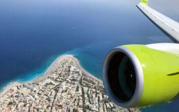 Ρόδος: Με 12 πτήσεις τσάρτερ η έναρξη της τουριστικής περιόδου - Η πρώτη φτάνει από Λειψία