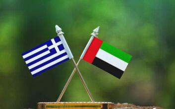 Νέο κεφάλαιο στις σχέσεις Ελλάδας - ΗΑΕ με πέντε συμφωνίες