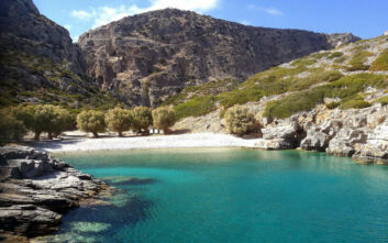 Ο μικροσκοπικός παράδεισος των Δωδεκανήσων που αποτέλεσε ορμητήριο Σαρακηνών πειρατών