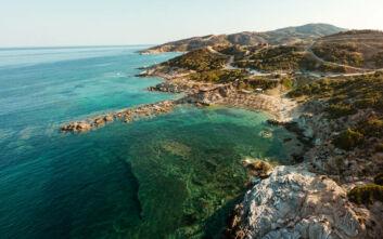 Τρεις παραλίες στην ηπειρωτική Ελλάδα καλύτερες και από νησιών