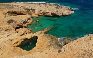 Κουφονήσια: Η πιο φυσική «ιδιωτική» πισίνα που έχετε δει ποτέ