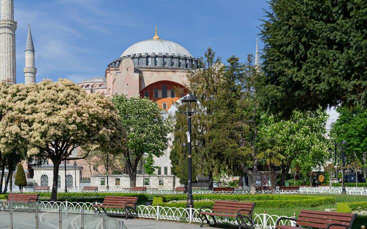 Η πρώτη αντίδραση των ΗΠΑ για την Αγιά Σοφιά: Ο Ερντογάν να αλλάξει πορεία