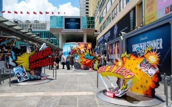 Χονγκ Κονγκ: Λουκέτο βάζει ξανά η Disneyland λόγω αύξησης των κρουσμάτων