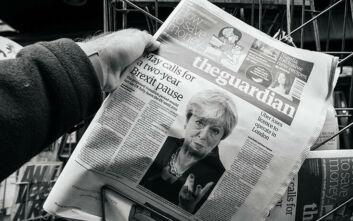 «Ψαλίδι» σε 180 θέσεις εργασίας βάζει λόγω κορονοϊού η εφημερίδα Guardian