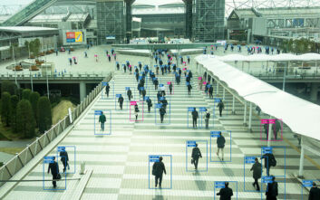 Στο μετρό της Μόσχας θα εγκατασταθεί σύστημα αναγνώρισης προσώπων