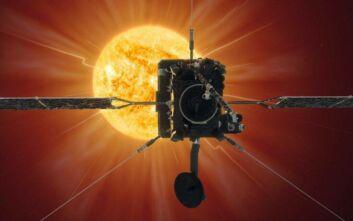 Εξαιρετικής ποιότητας οι πρώτες φωτογραφίες του Ήλιου από το Solar Orbiter
