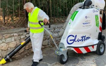 Πειραιώς Real Estate και Picar ενισχύουν τον Δήμο Αθηναίων με καινοτόμο εξοπλισμό οδοκαθαρισμού