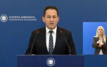 Πέτσας: Η Ελλάδα δεν θα δεχθεί παραβίαση της κυριαρχίας της και θα κάνει ό,τι χρειαστεί