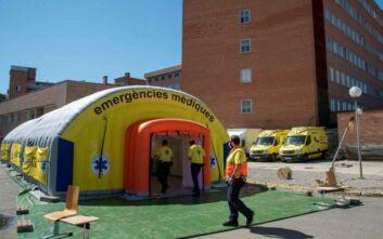 Σε καραντίνα 200.000 κάτοικοι περιφέρειας της Καταλονίας λόγω αύξησης των κρουσμάτων κορονοϊού
