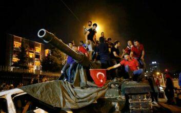 Nordic Monitor: «Στημένο το πραξικόπημα στην Τουρκία το 2016»