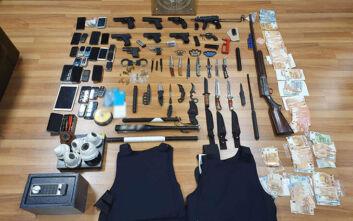 Αποκαλύψεις για την οργάνωση με αστυνομικούς που «πουλούσε» προστασία: Ο αρχηγός, οι φύλακες, το «ποδήλατο» και τα «λουκούμια»