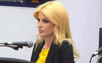 Έλενα Ράπτη: Η Ελλάδα είναι δύναμη ειρήνης και σταθερότητας στην περιοχή